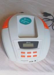 Radio Lenoxx Bd109 Usado para retirada de peças ou conserto