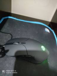 Mouse gamer inphic