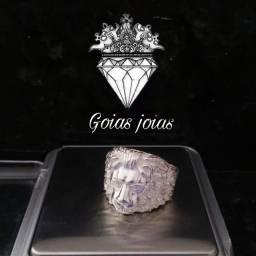 Dedeira do leão prata legítima