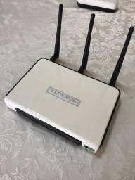 Roteador 300 mega mbps Tp-LinkWR941ND + Fonte