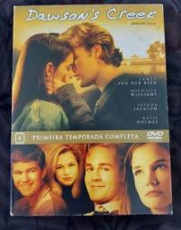 Combo Dawson's Creek: Box Primeira Temporada com 3 dvds + 1 Cd Trilha Sonora