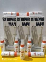 Strong e LIBID GEL para homens