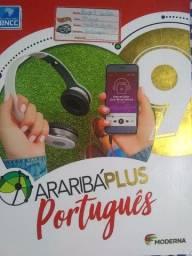 Livro de Português Araribá Plus 9º ano Moderna