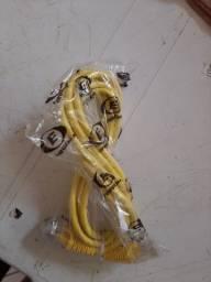 Cabos de Rede Patch Cord Cat 6T5668A