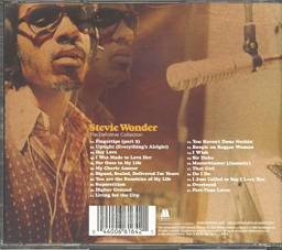 Stevie Wonder - The Definitive Collection