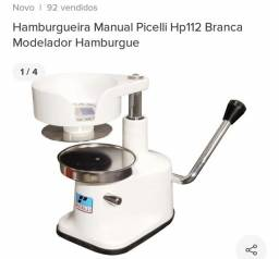 Hamburgueira manual