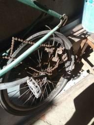 Roda bicicleta 20 reais