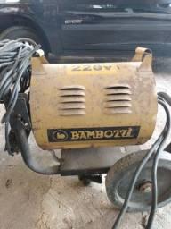 Máquina de solda bambozzi