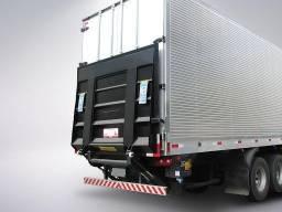 plataforma hidraulica de carga para saider