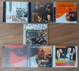 Combo Capital Inicial: 7 Cds + 1 Dvd