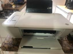 Impressora HP DESKEJET 2546 Valor 150,00
