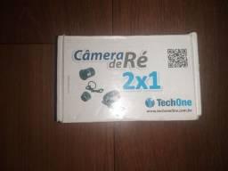 Câmera de Ré TechOne - Aceito Oferta