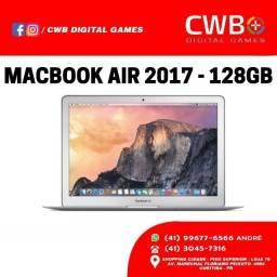 MacBook Air 17, 128GB. MQD32BZ/A. Novo lacrado e com 1 ano de garantia apple. Loja física