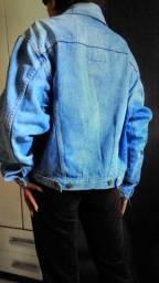 jaqueta vintage , anos 80 c.g.c ,unissex