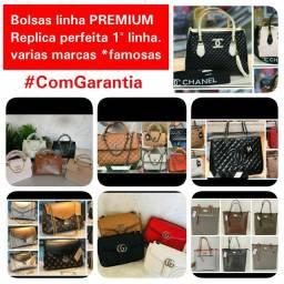 Bolsas linha Premium perfeitas