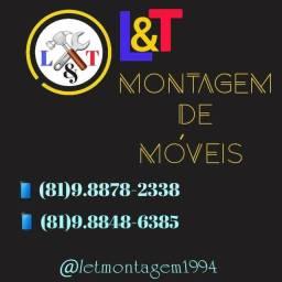 Montador De móveis em geral MONTAGENS A PARTIR DE 19,99
