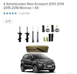 Kit Amortecedor Ecosport 2013 a 2016