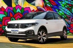 Volkswagen T-Cross 2020/2021 - Comfortline - TSI 1.0