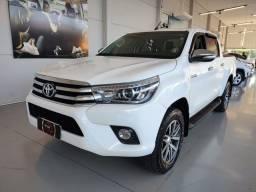 Toyota Hilux CD SRX 4x4 2.8 TDI 16V Diesel Aut. 2017 Diesel