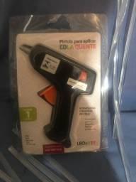 Título do anúncio: Pistola de cola quente + 25 tubos d cola