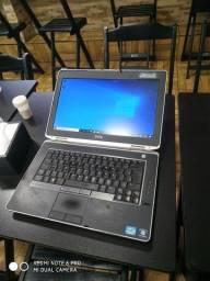 Notebook Dell i5 (3° geração ) 4gb ram + 120gb ssd