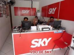 Sky tv hd planos instalação 24h