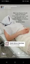 Título do anúncio: Depilação com cera & Estética