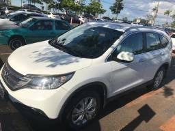 Honda CRV 2.0 EXL 4WD - Único dono - Top de linha