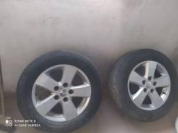 Rodas Dodge journey