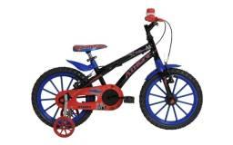 Bicicleta aro 16 (Spider / Frozen) *Promoção por R$ 529,99 em 6x sem juros e *Frete Grátis