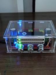 Mini Amplificador 2.1 (TPA3116) Digital Classe D
