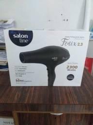 Título do anúncio: Secador Salon Line Novo