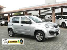 Título do anúncio: Fiat Uno DRIVE 1.0