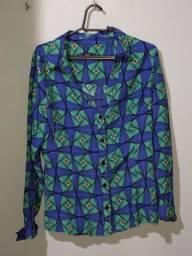 Camisa feminina Totem