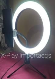 Título do anúncio: Ring light de mesa 26cm