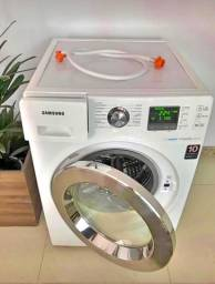 Lava e Seca 10.1kg da Samsung Ecobubble Entrego