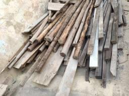 Escora de pinho e outras madeiras