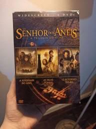 Senhor dos Anéis DVDS Duplos da Triologia