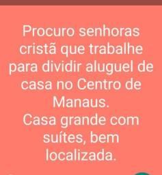 Casa no Centro de Manaus bem Localizada