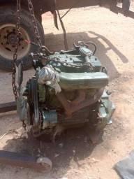 Motor de Mercedes 709