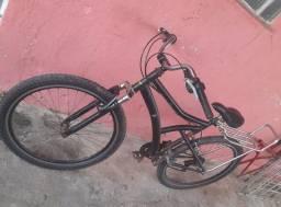 Título do anúncio: Bike troco em shineray