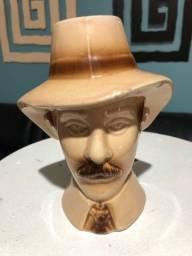 Caneca de chopp de porcelana de Santos Dumont,  o pai da aviação..aceito cartão