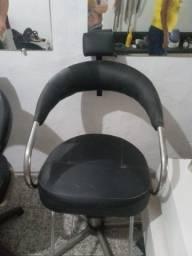 Cadeiras para salão de beleza 350 cada