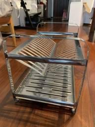 Escorredor de louça em inox 16 pratos