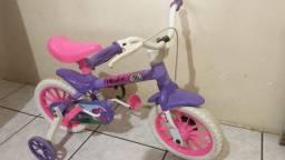 Bicicleta infantil ( menina)