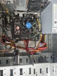 Desktop I3, 8gb de memória RAM, HD de 500gb