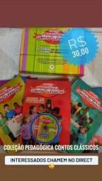 Coleção pedagógica
