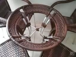 Jogo de mesa c/ cadeiras