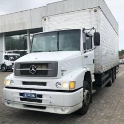 Caminhão MB 1620 No Baú