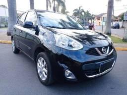 Título do anúncio: Nissan March 2015 parcelado